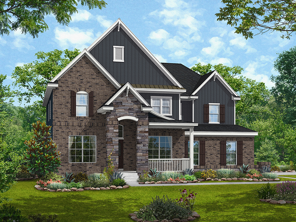 The Amherst By Stylecraft Homes