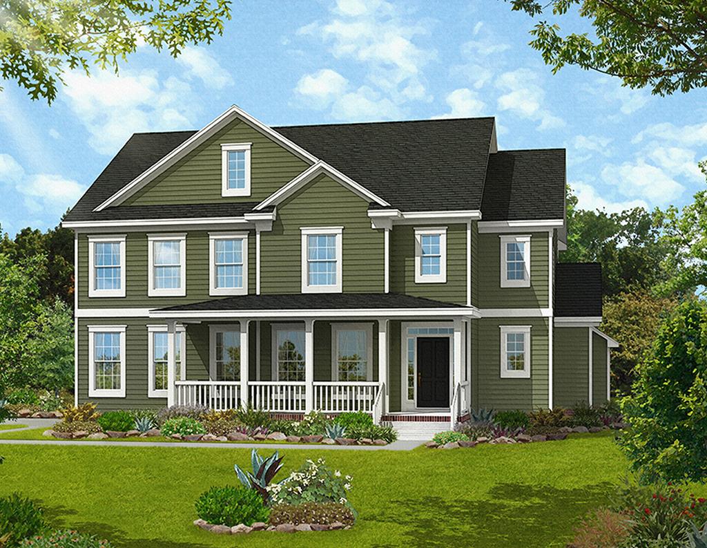 The Es By Stylecraft Homes