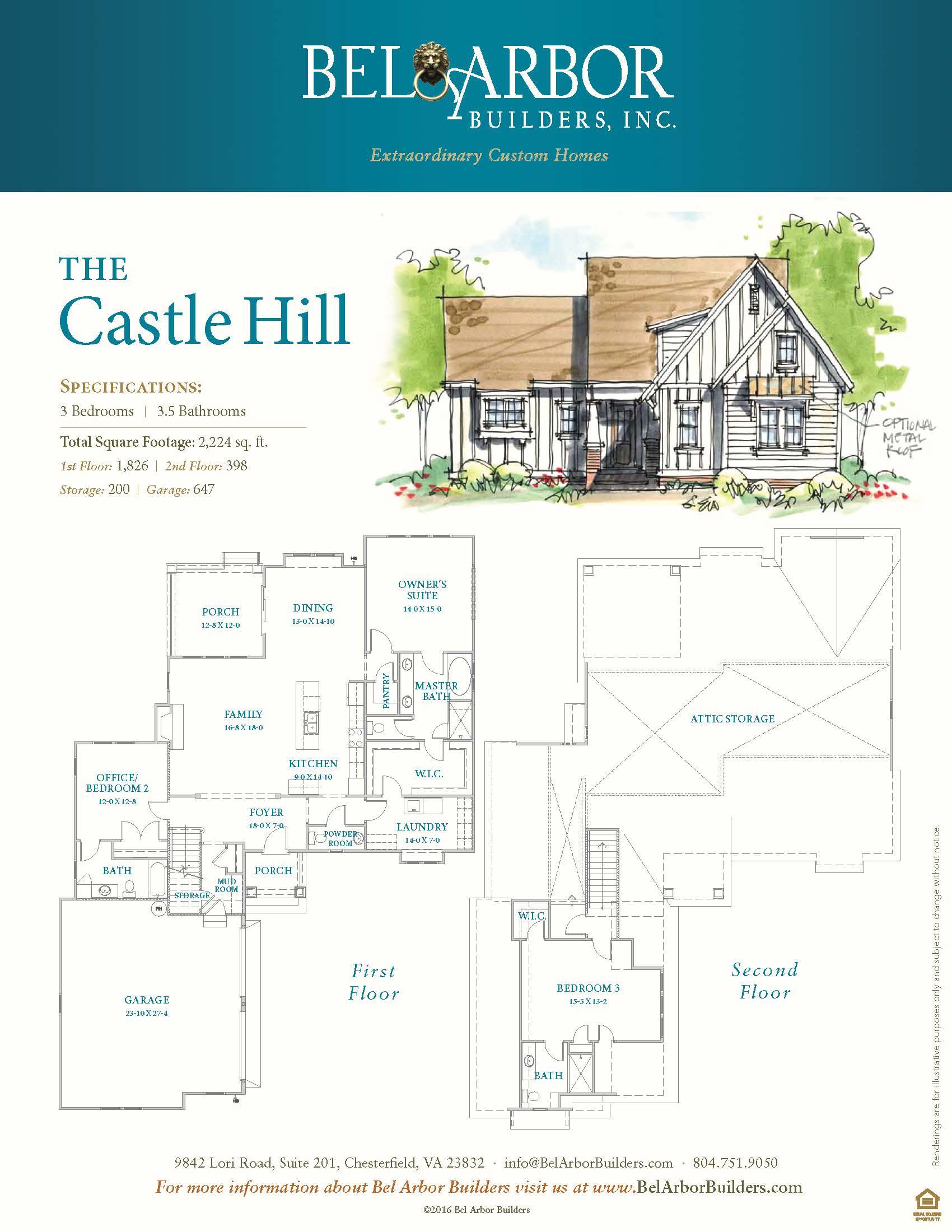 castlehill-plan