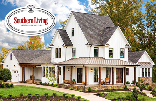 Street of hope hallsley richmond virginia for Southern living builders